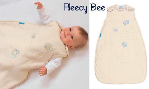 Fleecy Bee Grobag