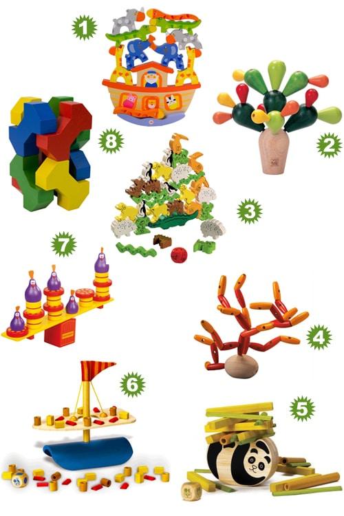 Developmental Play: 8 Cool Balancing Games
