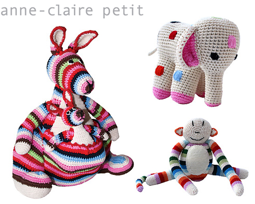 Anne-Claire Petit Creates Unique Hand-Made Toys That Will Be Treasured For Years