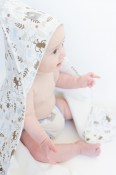 Baby Chai Hooded Towel