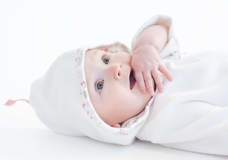 Baby Chai Bunting Bag