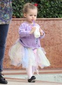 Harlow Madden Is One Cute Little Ballerina!