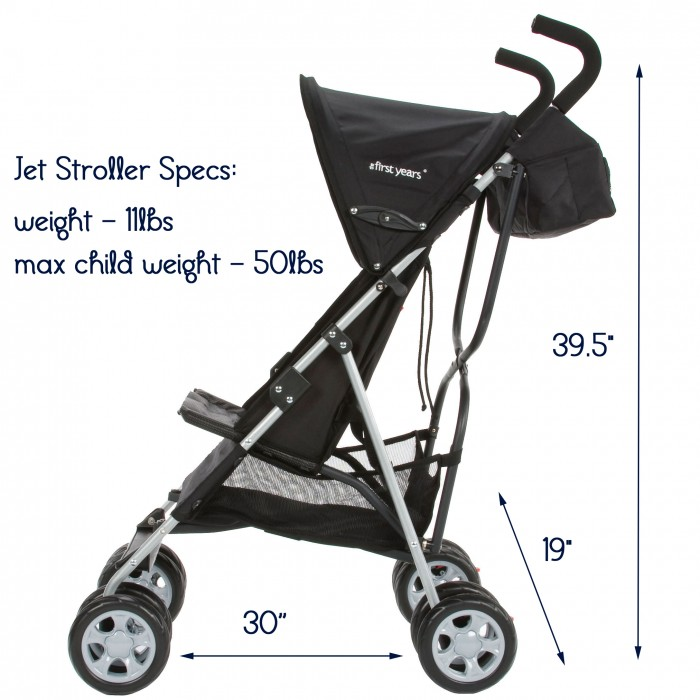 featured review the first years jet lightweight stroller. Black Bedroom Furniture Sets. Home Design Ideas