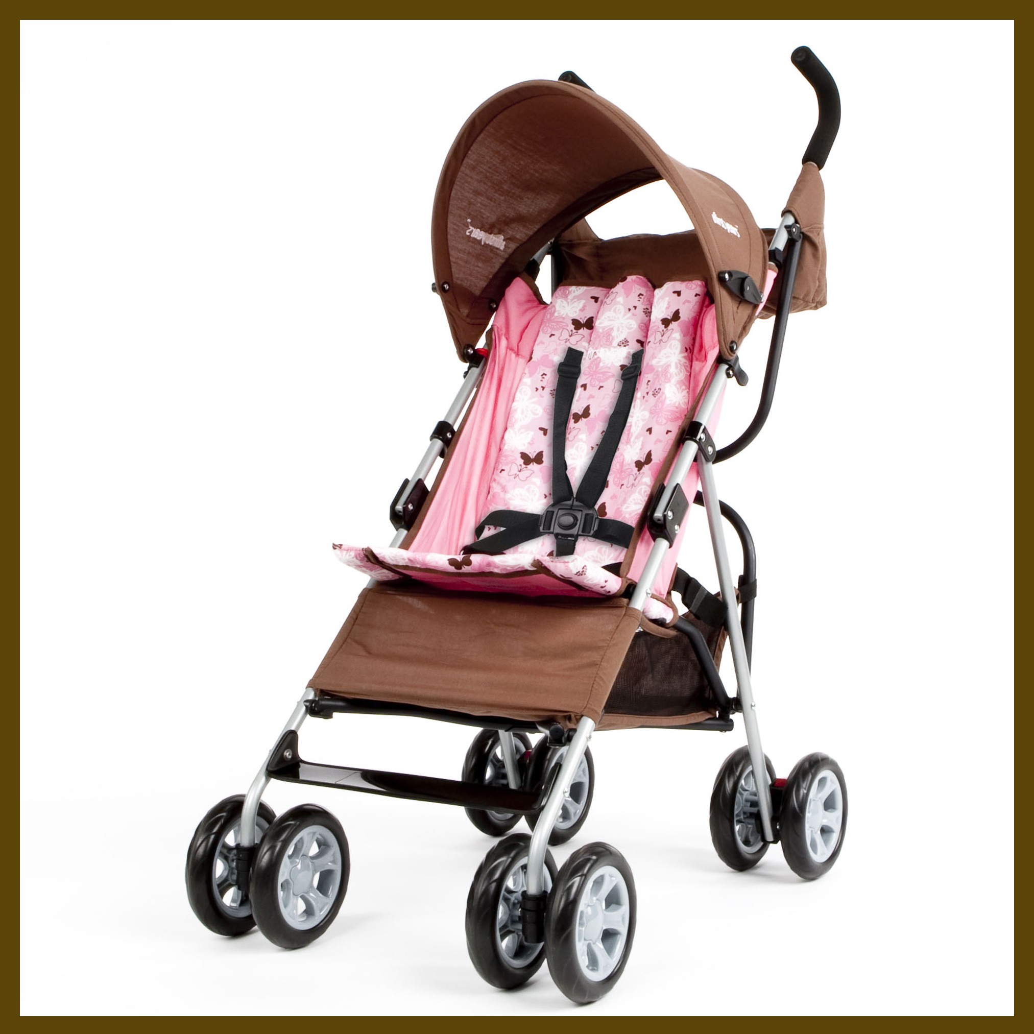 Featured Review: The First Years Jet Lightweight Stroller
