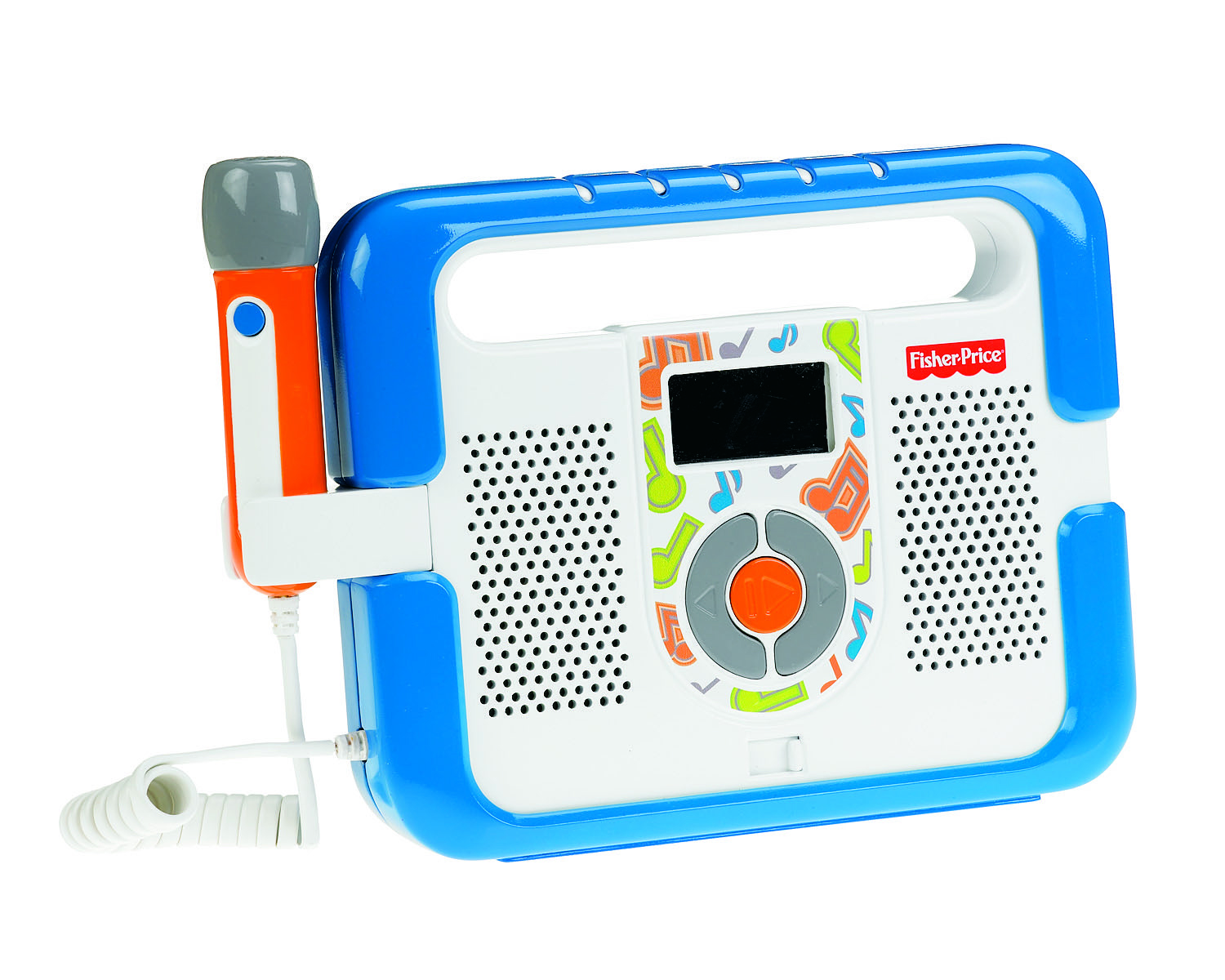 fisher price expands kid tough line to include mp3 player and video camera. Black Bedroom Furniture Sets. Home Design Ideas