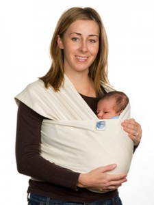 Moby Wrap: Comfy For Mom and Baby!