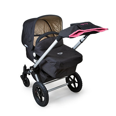 Mommy Mitten: A Must Have For Your Stroller