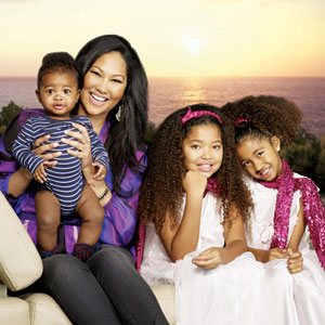 Kimora Lee Simmons Shares Her Top 10 Parenting Tips