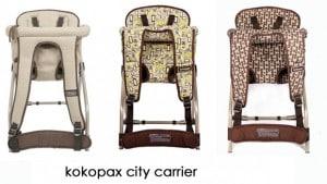 kokopax city carrier™