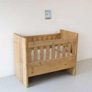 Katrin Arens Creates Unique Children's Furniture from Reclaimed Wood