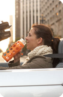 Lifefactory Introduces Adult Glass Beverage Bottles