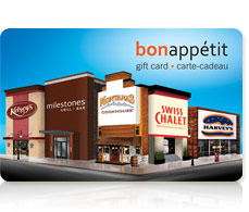 Cara Foods Gift Card