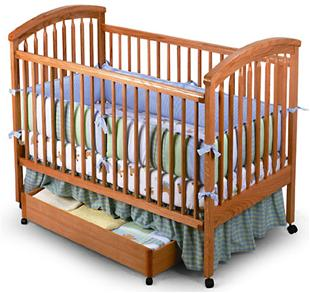 Simplicity Cribs Recalled by Retailers; Mattress-Support Collapse Can Cause Suffocation and Strangulation
