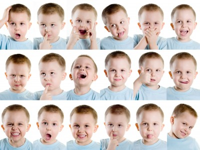 Facial Expressions Growing Your Baby