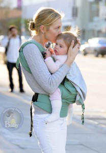 Kelly Rutherford and Daughter Helena Stroll in LA