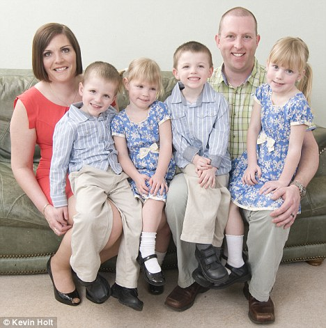 UK Mom Welcomes Two Sets of Twins in 1 Year