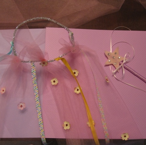 Craft Thursday with Lisa Lopez: Handmade Fairy Tiara and Magical Wand