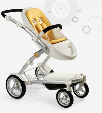 Mima's Kobi Stroller: Stylishly Designed For The Growing Family