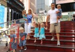 The Masche Sextuplets Take Manhattan!