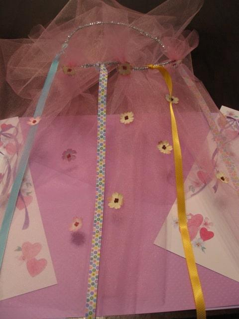 fairy craft tiara step 6