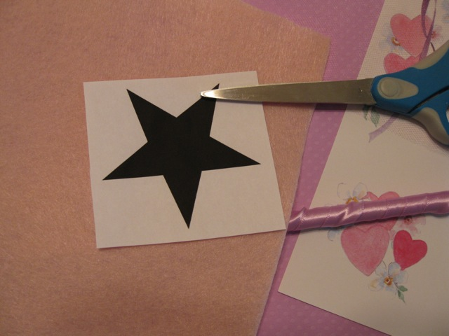 fairy craft wand step 2