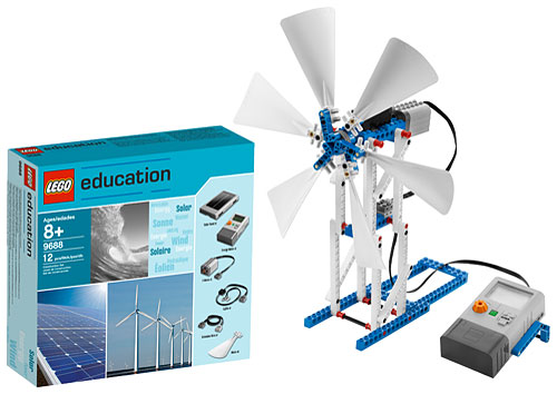 LEGO renewable energy toy