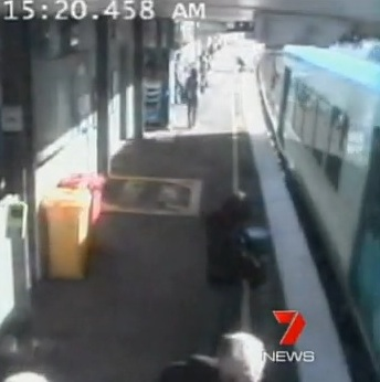 Baby Survives After Train Hits Stroller