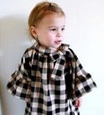 Josephine's bow dress