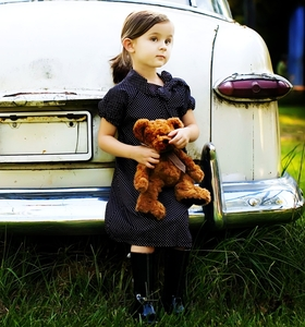 LITTLE AUDREY IN THE CITY