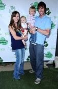 Ryan and Trista Sutter With Kids Blakesley and Max