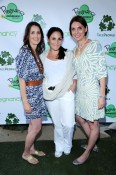 Anna Getty, actress Ricki Lake and Alisa Donner