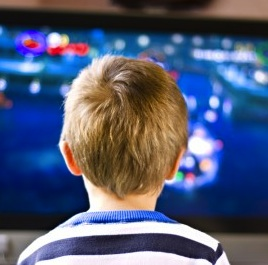 Study: Too Much TV Hurts Math and Social Skills