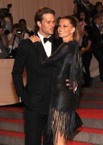 Tom Brady and Gisele Bundchen turn heads at the Costume Institute Gala Benefit