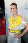 Heidi Klum at Lavish Summer Collection Launch Beverly Hills