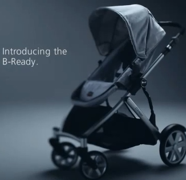 Britax To Introduce Sleek New Stroller: The B-Ready!
