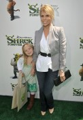 Cheryl Hines with daughter Catherine