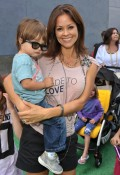 Brooke Burke and Shaya