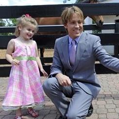 Dannielynn Attends Her First Kentucky Derby