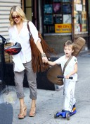 Kate Hudson and son Ryder Robinson