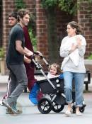 The Benioffs: David, Frances, Amanda and Molly
