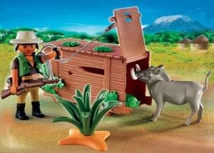Playmobil Ranger with Warthog