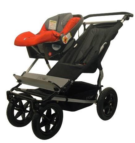 duo with travel system