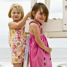 Pink Chicken ~ Beautiful Bohemian Dresses for Your Little Chicks