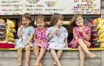 Rosie, Ella and Estella dresses