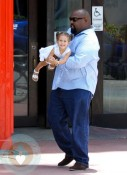Bodyguard and Emme Anthony