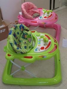 Suntech Enterprises RECALLED baby walkers