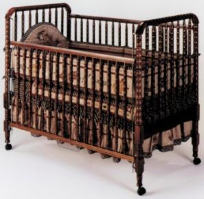 Jenny Lind Drop-Side crib recalled on June 24,2010