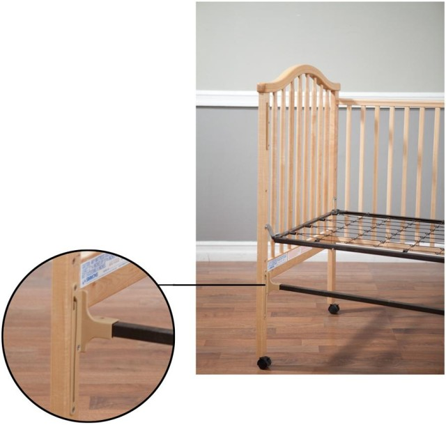 Seven Manufacturers Announce Recalls To Repair Cribs To