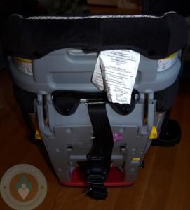 True Fit Convertible Car Seat