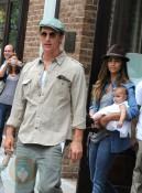 Matthew McConaughey, Camila Alves and Vida McConaughey
